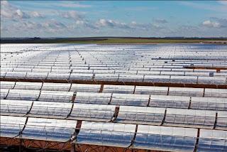 acciona energia termo solar