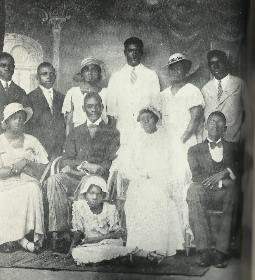Blast From The Past - Nnamdi Azikiwe's White Wedding To Miss Flora ...