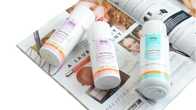 Mio Liquid Yoga + Firming Faves