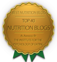 Fit to Eat Recognized As One Of The Top 40 Nutrition Blogs