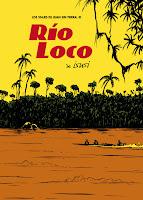 Rio Loco,Javier de Isusi,Astiberri  tienda de comics en México distrito federal, venta de comics en México df