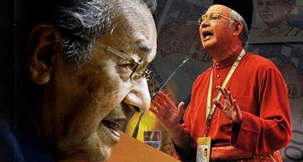 Hanya dengan pengunduran Najib, ekonomi negara akan pulih - Tun M