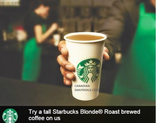 Starbucks Free Blonde Roast Brewed Coffee