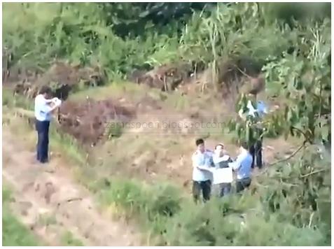 Ngeri Hukuman Mati Jadi Tontonan Orang Awam di China video