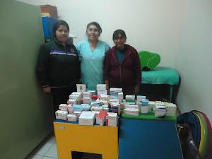 CAMPAÑA DE SALUD GRATUITA PARA LOS POBLADORES