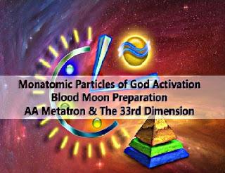 Hoy les traigo una meditación que los ayudará a activar en su interior a las partículas monoatómicas de Dios.