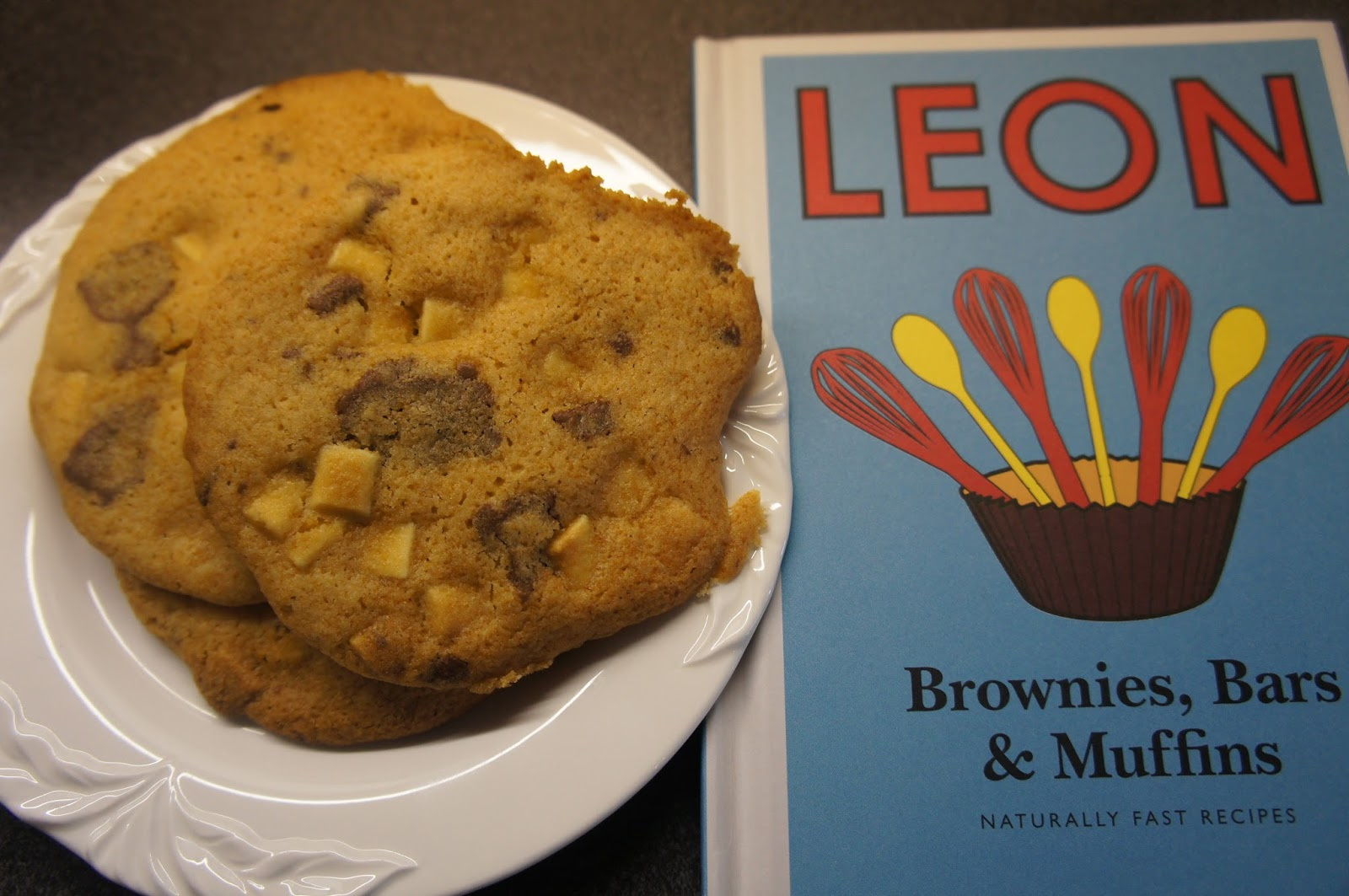 Chocolate Chip Cookies Recipe By Leon