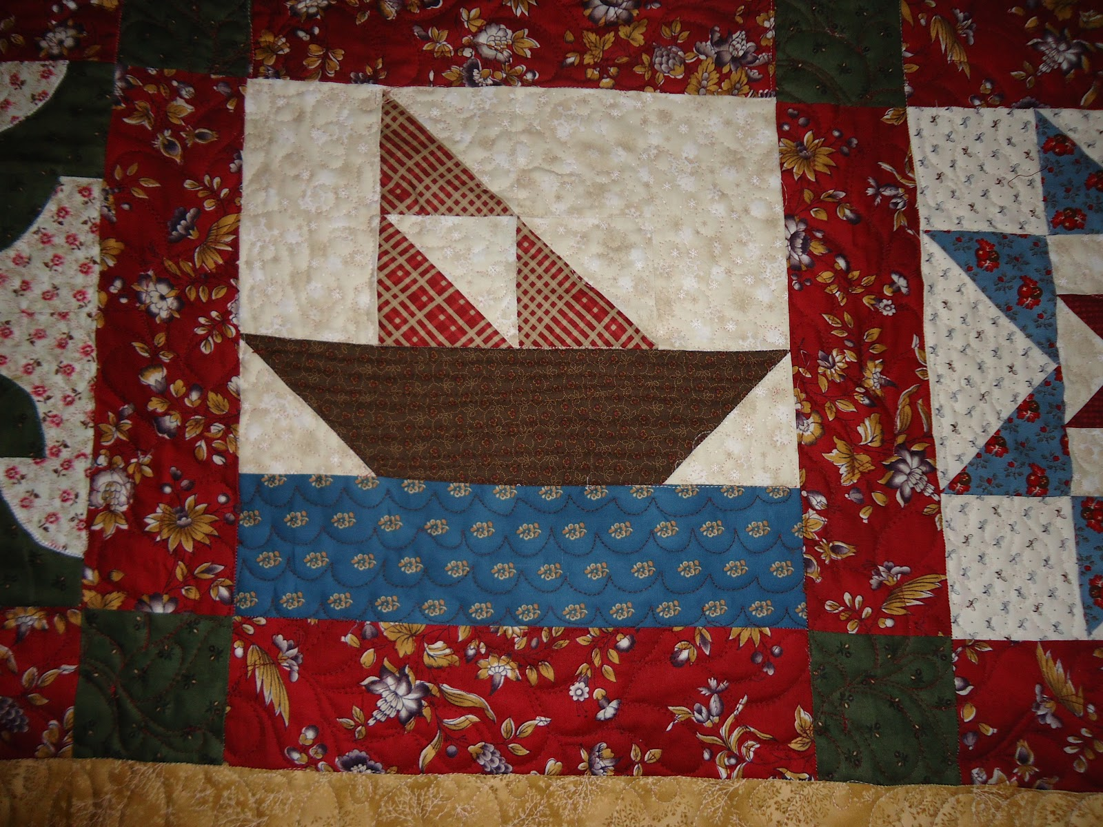 Modern Tradition Quilts: The Underground Railroad Quilts