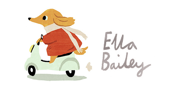 Ella Bailey Illustration