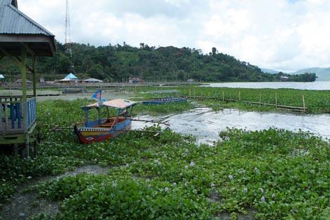 Revitalisasi Danau Tondano Habiskan Rp 28 Miliar