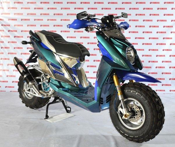 Modif Yamaha Robot