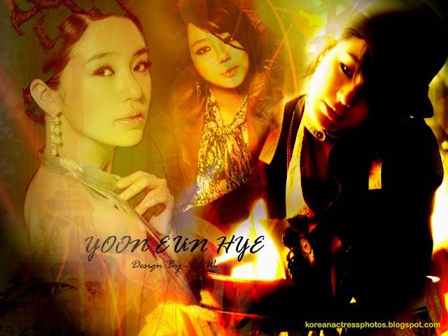 Yoon Eun Hye Wallpaper