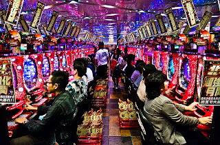 are casino electronic games fixed