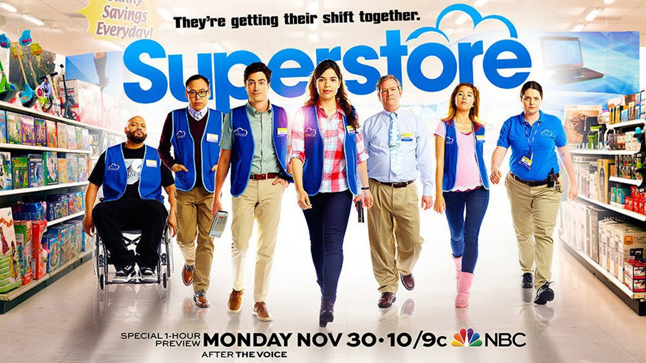 Superstore: 3×7