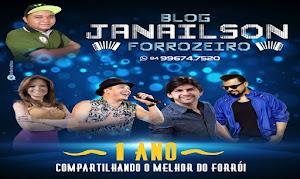 Blog Janailson Forrozeiro