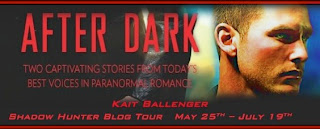 Author Guest Post: Kait Ballenger