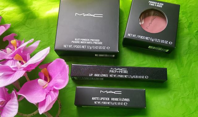 MAC nuovi acquisti