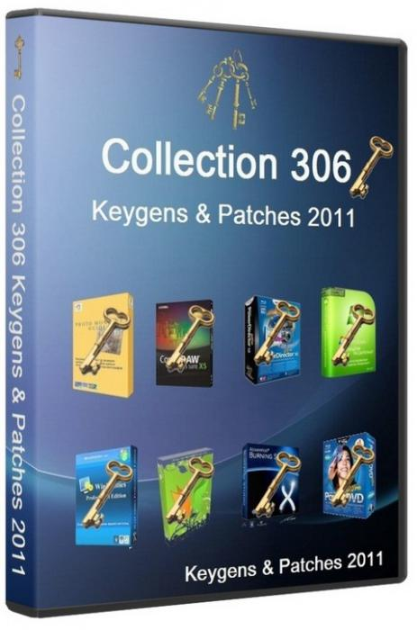 A pack of 306 keygens patches 2017 h33t com latest release