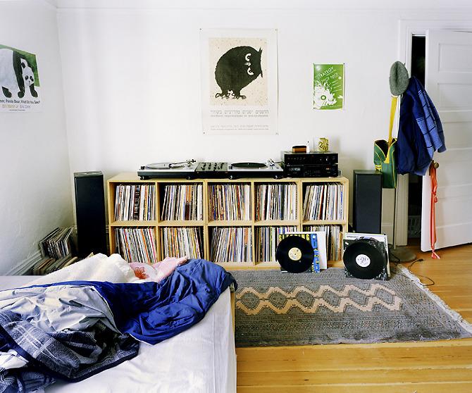 Decoraci n low cost ideas para habitaciones de coleccionistas - Habitaciones low cost ...