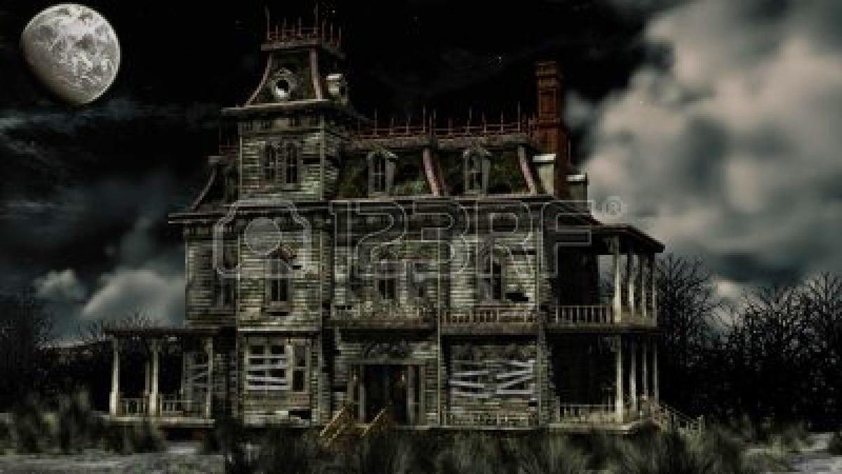 Panteón de Juda: Imágenes de Casas embrujadas