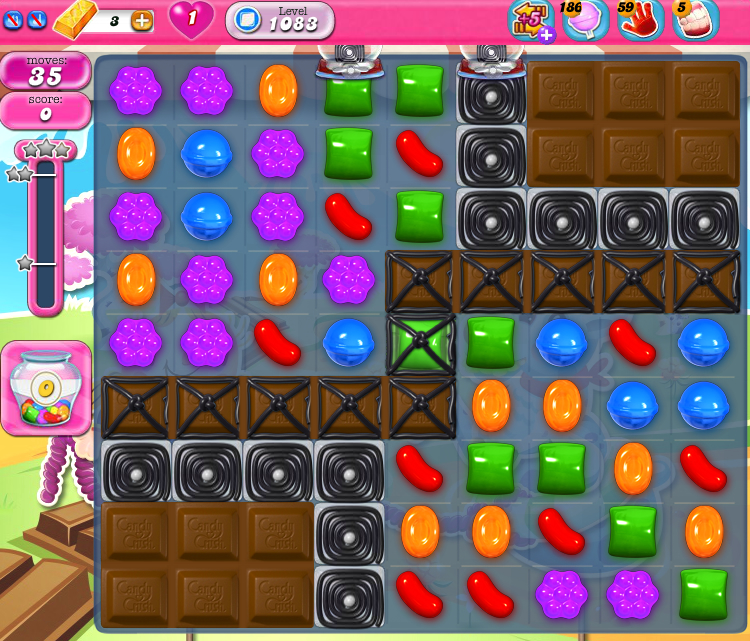 Candy Crush Saga 1083