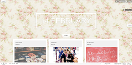 Tumblr do 14 February :