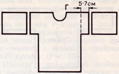 Правильная выкройка вязаного изделия фото 324