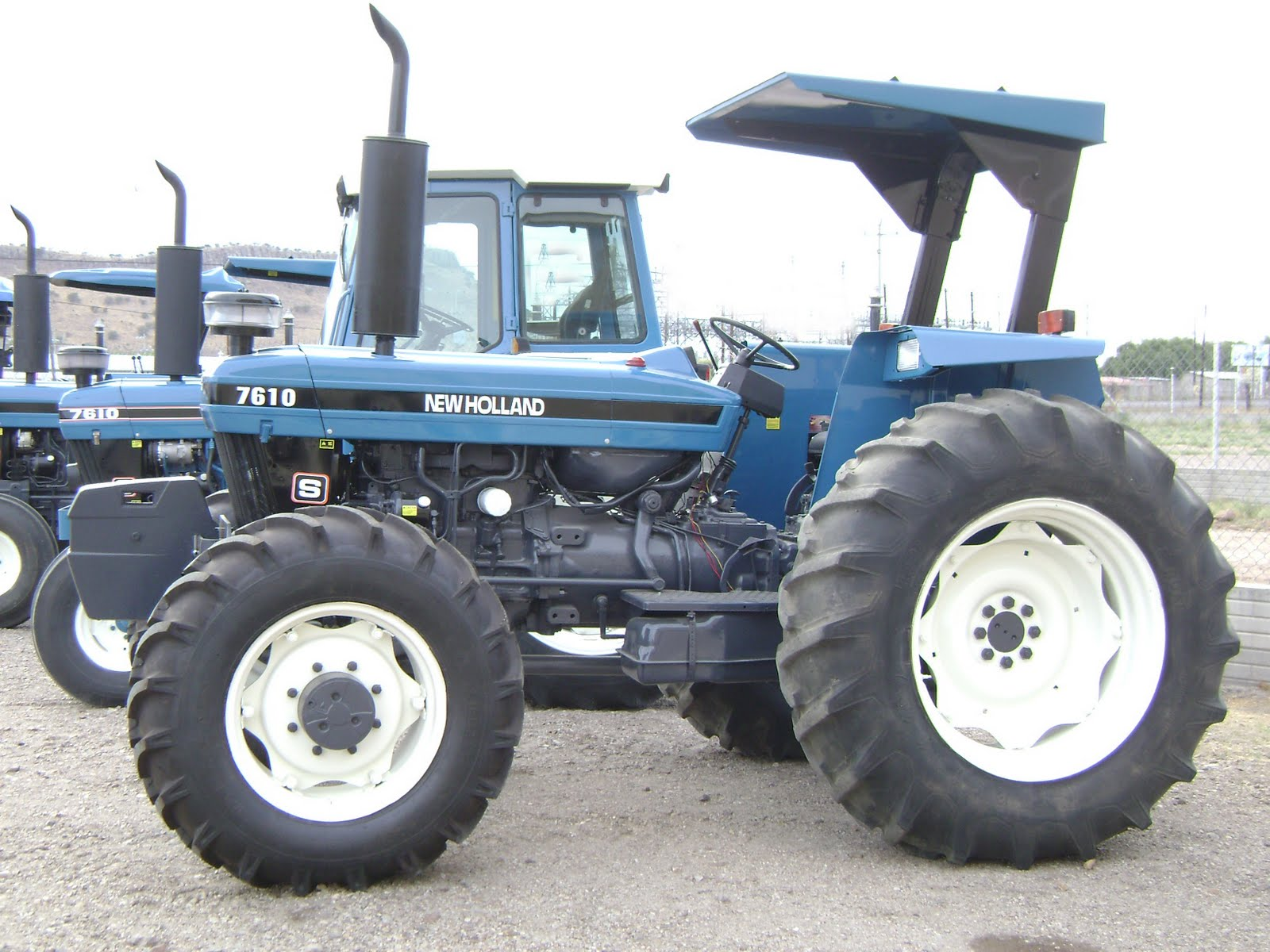 Ford 7610 Free Games For You Wiring Diagram Tractor Sale Onat Craigslist 2wd Parts