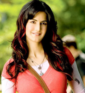Katrina kaif hairstyle