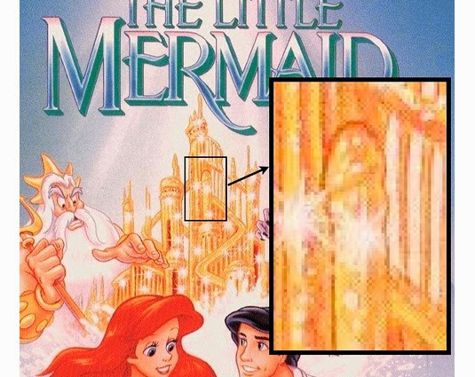 Subliminal messages in disney movies frozen