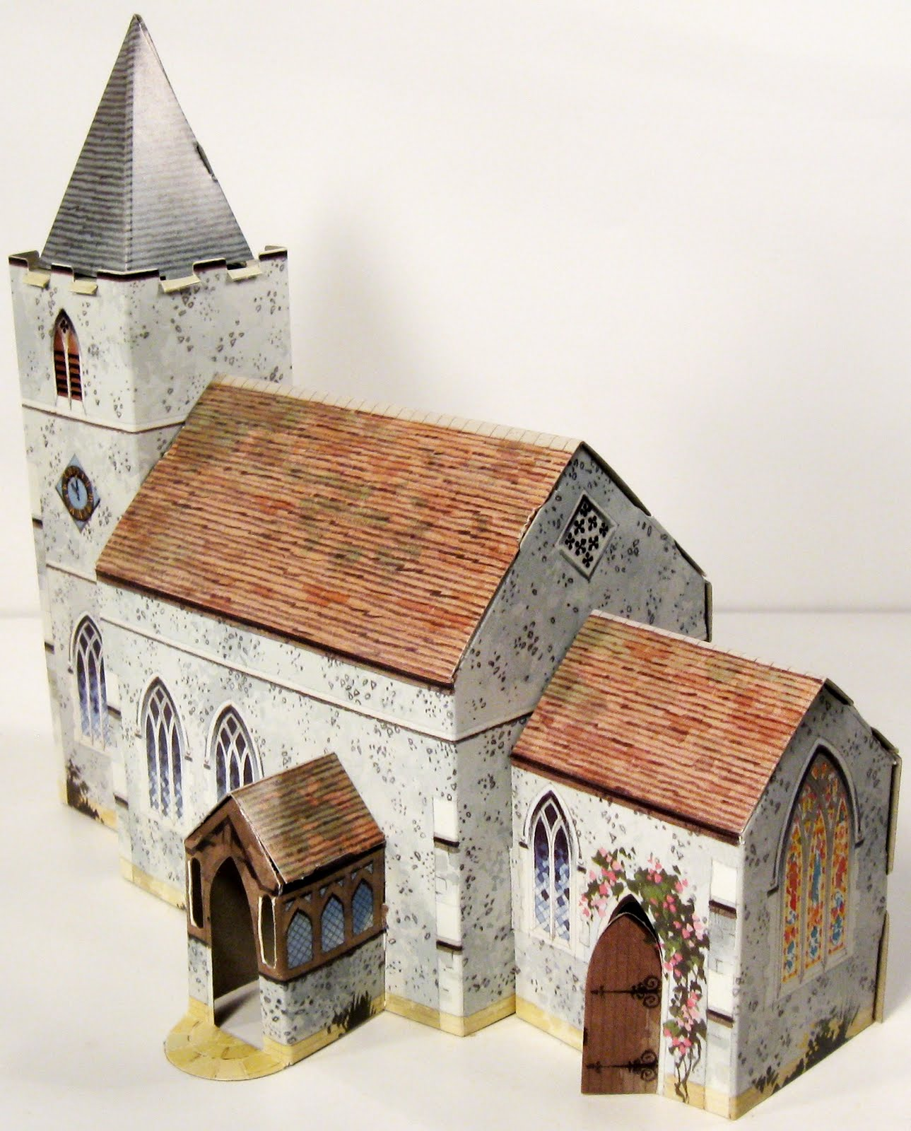 Toys For Church : Toys and stuff kellogg s uk paper village