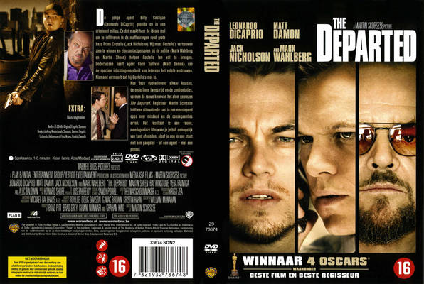 The Departed (2006) BluRay 720p 800MB_Mediafire links