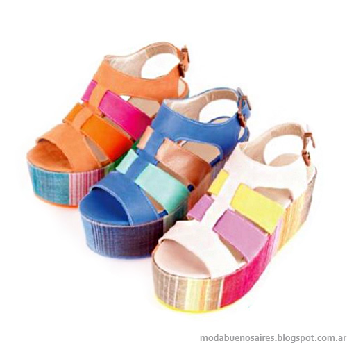 Viamo primavera verano 2013. Zapatos viamo 2013.