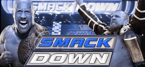WWE Thursday Night Smackdown 19 Nov 2015
