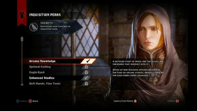 Dragon Age Inquisition Perks Guide Leliana