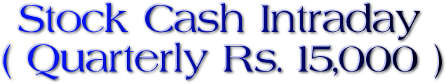 Stock  Cash Tips, Intraday Tips,