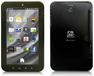 Mercury mTab Neowith 3G support: Specs and Price details emerge