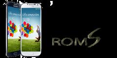 Samsung galaxy s4 Roms