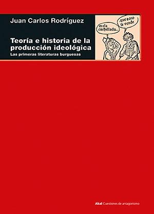 Juan Carlos Rodríguez y el nacimiento del sujeto