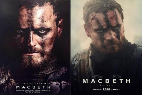 Film perang Macbeth 2015