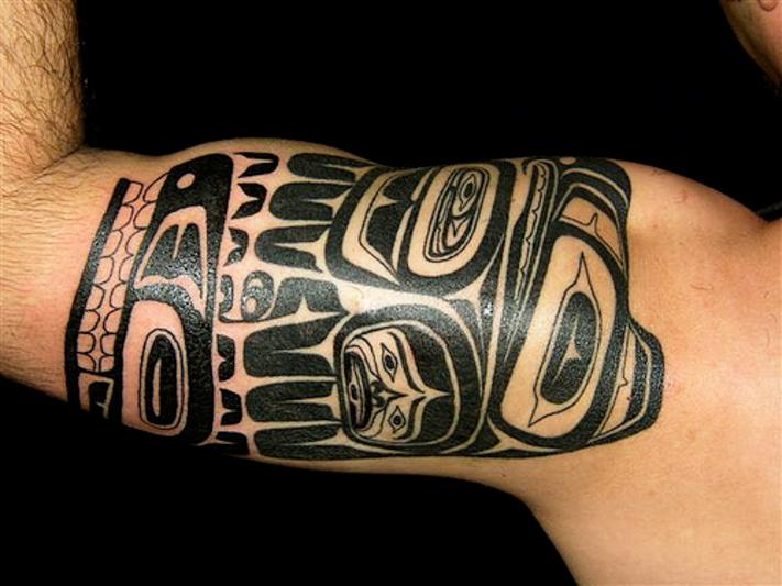 Tribal Arm Tattoos