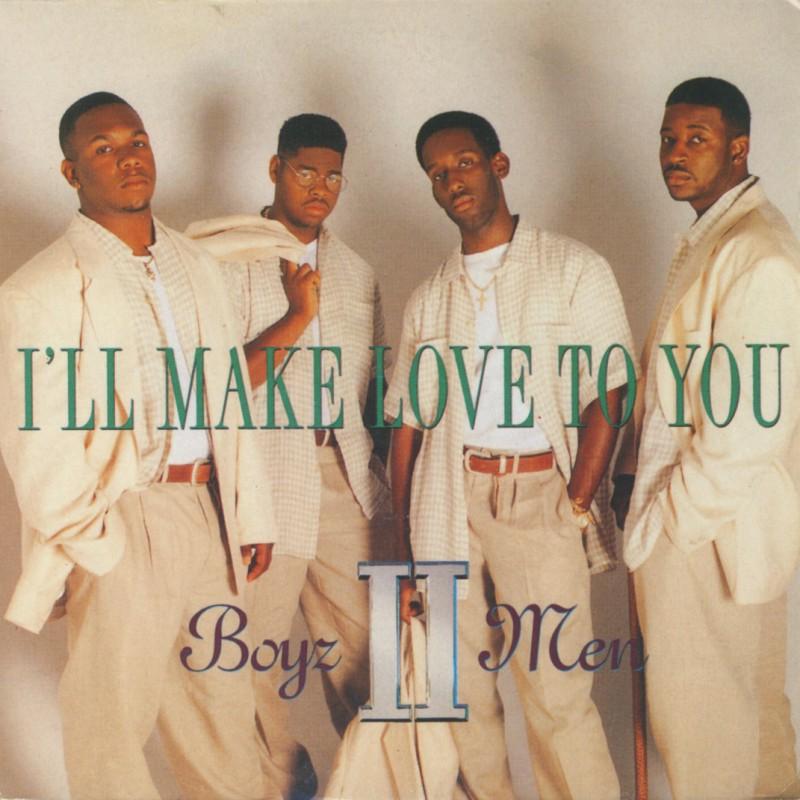 Boyz II Men - I'll Make Love To You Lyrics | MetroLyrics