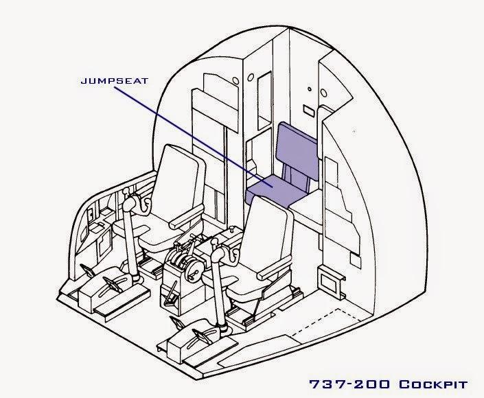 airline seat diagram