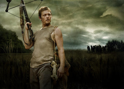 The Walking Dead visto da... Daryl