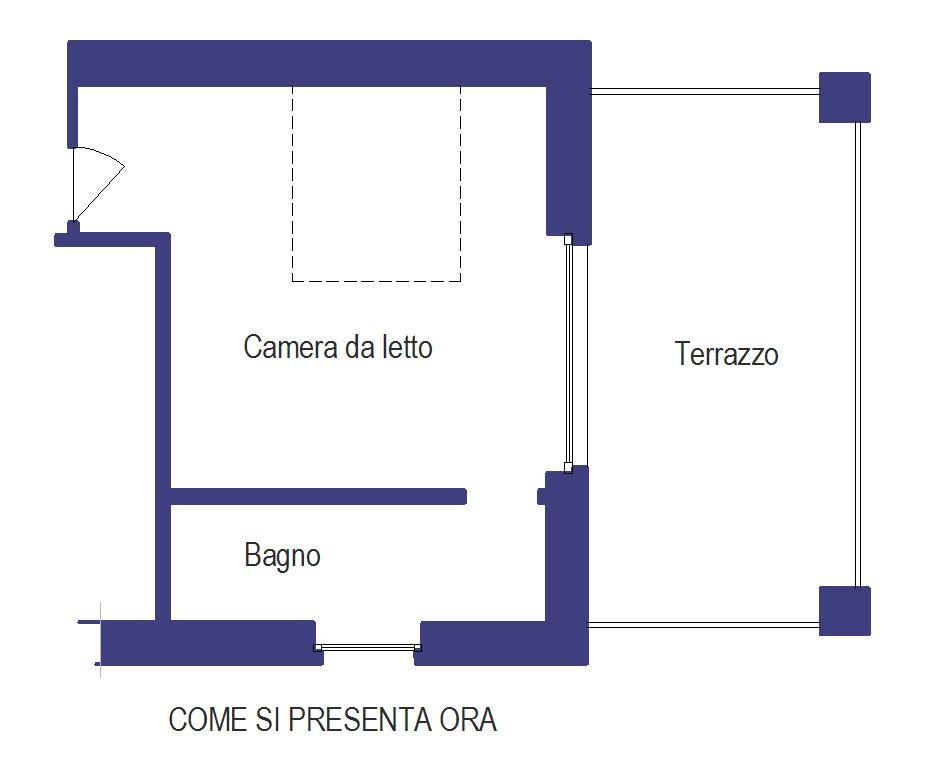 Architettare - ovvero progettare casa online LOW COST: CAMERA CON ...