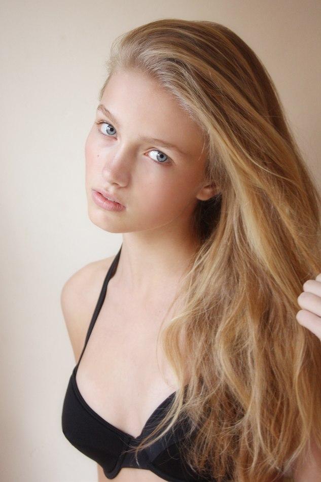 New Face Romy Van De Laar From Elite Model Management