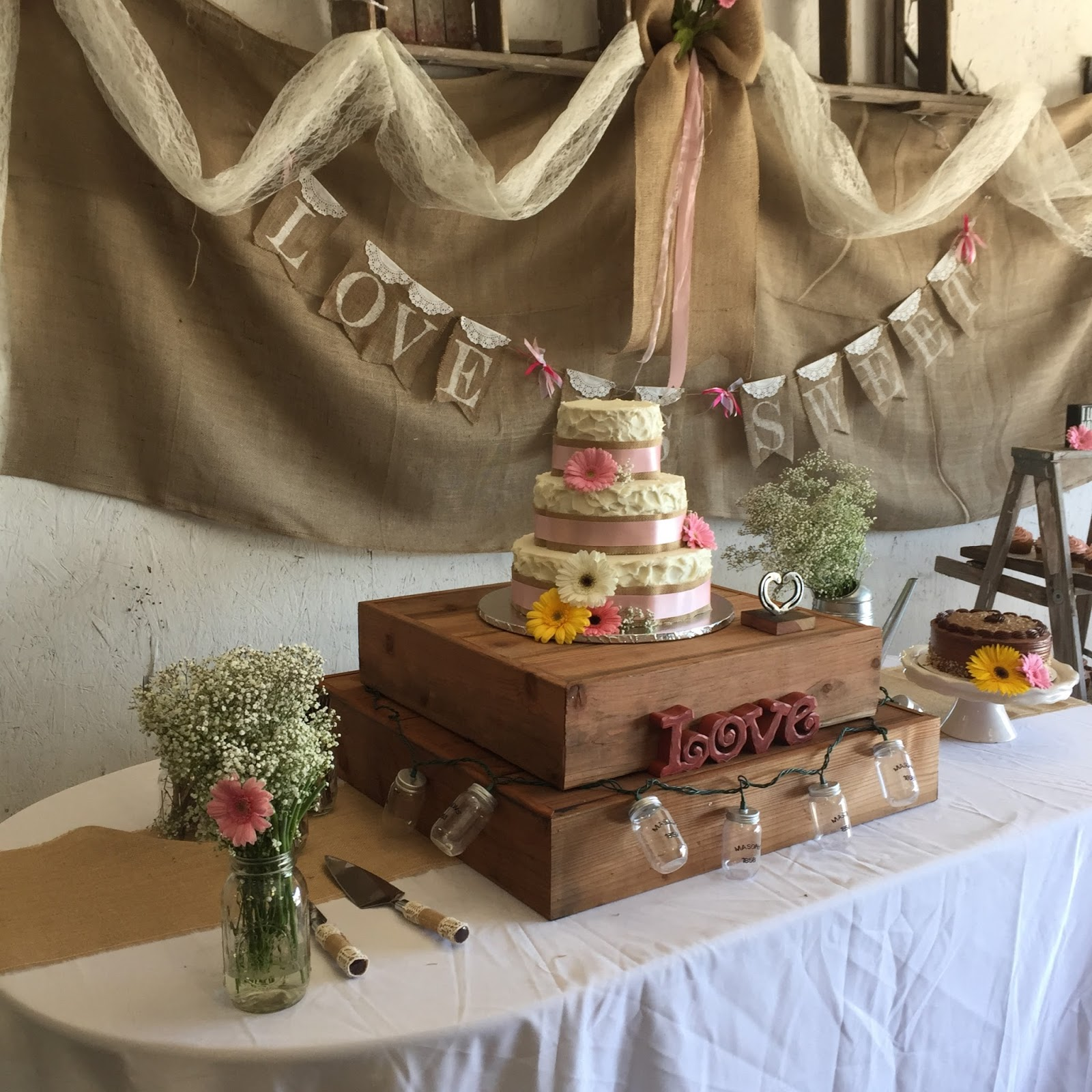 The Grooms Cake Was German Chocolate His Favorite Why Dessert Row Well I Also Made Neapolitan Cupcakes Pink Lemonade Pops And Dipped