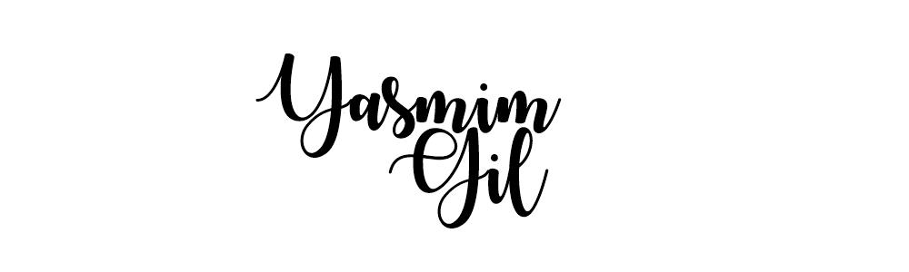 Blog Yasmim Gil