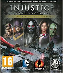 Injustice: Gods Among Us Ultimate Edition  Repack  Black Box