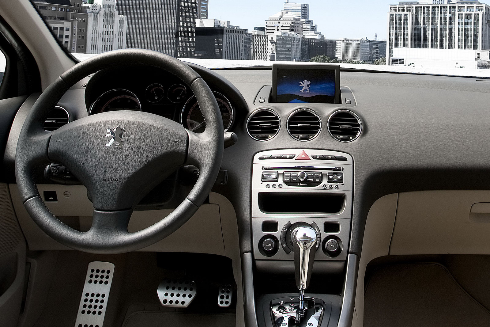 Peugeot 408 carros extremos for Interieur forum